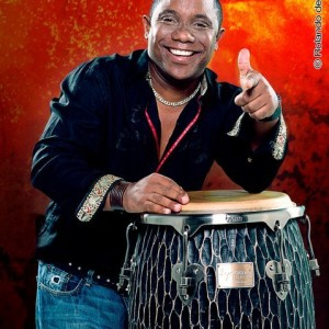 Tomasito Cruz - Latin Band / Drum / Percussion Show in Miami, Florida