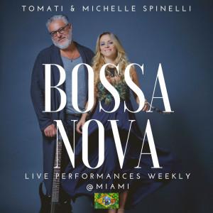 Bossa Nova Jazz: Tomati & Michelle Spinelli Duo or Band - Bossa Nova Band / Brazilian Entertainment in Miami Beach, Florida