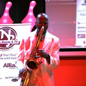 Tommy Mays - Saxophone Player / Soul Band in Atlanta, Georgia