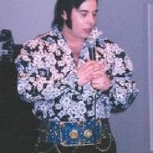 Tommy Walter- Shades of Elvis - Elvis Impersonator / Rock & Roll Singer in Mountain Home, Arkansas