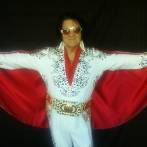 Tony Aron - Elvis Impersonator / Wedding Officiant in Gainesville, Florida