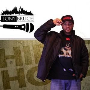 Tony Bruce - Hip Hop Artist in Columbia, South Carolina