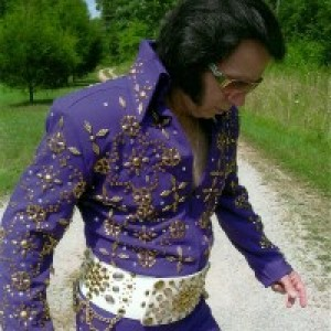 Tony Diamond - Elvis Impersonator in Leoma, Tennessee