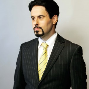 Tony Stark Impersonator