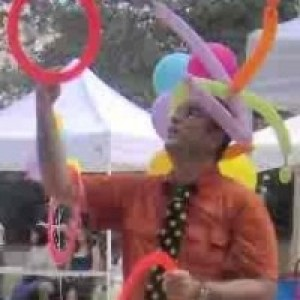 Tony the Balloon Guy - Balloon Twister / Children's Party Magician in Tampa, Florida