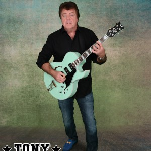 Tony Vegas - Guitarist in Panama City Beach, Florida