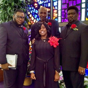 Tony Vicks & The Mighty Peacemakers - Gospel Music Group / Gospel Singer in Tallahassee, Florida