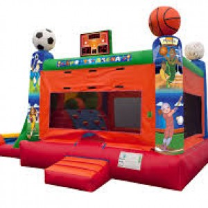 Top Flight Bounce House - Party Inflatables in Kansas City, Missouri