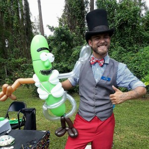 Top Hatter Entertainment - Balloon Twister in Land O Lakes, Florida