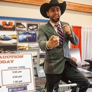 Top Tier Auctioneer - Auctioneer / Voice Actor in Miami Beach, Florida