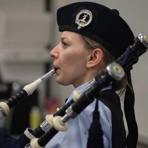 Tori Killoran - Lower Mainland Bagpiper