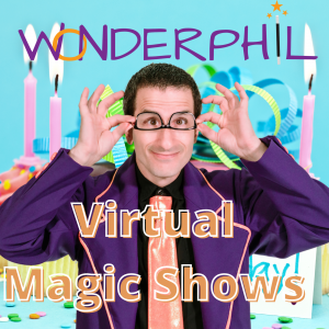 WonderPhil - Children's Party Magician / Halloween Party Entertainment in Toronto, Ontario