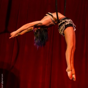 Torrie Foxcat - Aerialist in New York City, New York