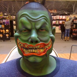 Jekyll And Hyde Productions - Face Painter in Portland, Oregon