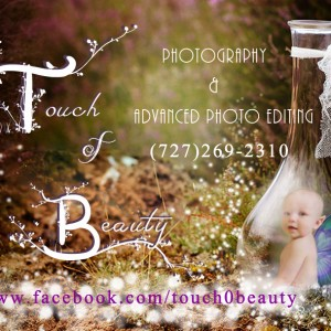 Touch of Beauty - Photographer / Headshot Photographer in St Petersburg, Florida