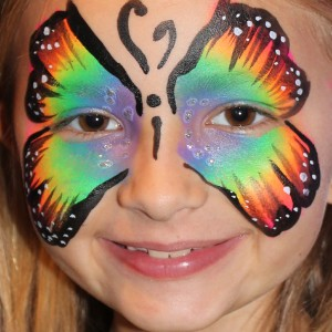 Touch of Paint - Face Painter / Halloween Party Entertainment in Jacksonville Beach, Florida