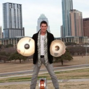 Touring and session drummer Gray LeGere - Drummer in Austin, Texas