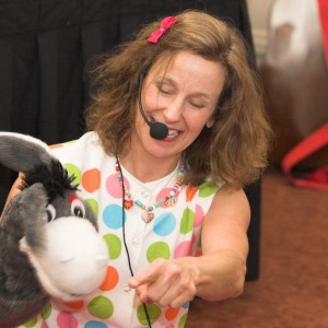 Tracey Eldridge Entertainment - Children's Party Entertainment / Children's Music in Baltimore, Maryland