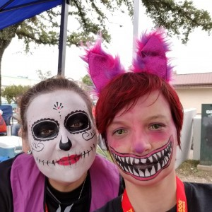 Tracy's Magic Mirror - Face Painter / Body Painter in Houston, Texas
