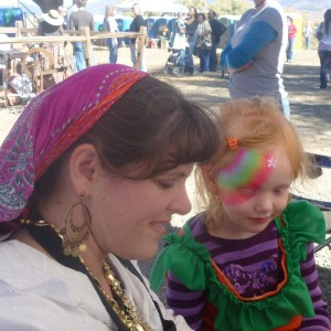 Trading Faces AZ - Face Painter / Outdoor Party Entertainment in Prescott, Arizona