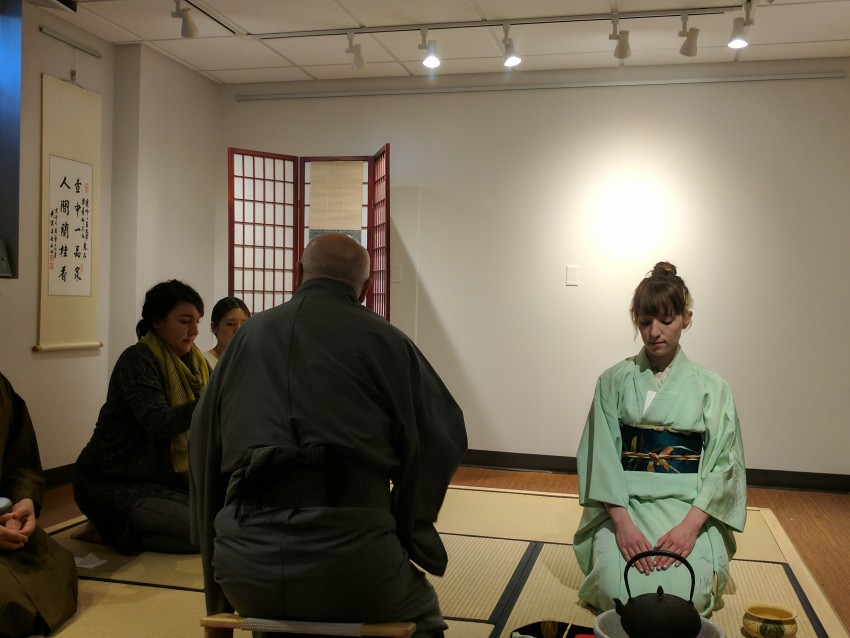Hire Traditional Japanese Tea Ceremony Tea Party in New York