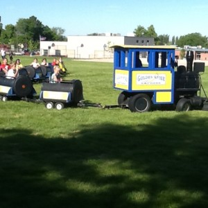 H & H Railroad - Trackless Train / Party Rentals in South Weber, Utah