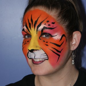 Transformations - Face Painter in Palmyra, Virginia