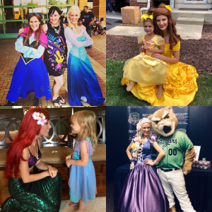 Traveling Princess Parties - Impersonator / Look-Alike in St Charles, Illinois