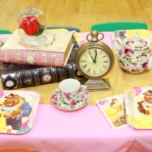 Traveling Tea Parties - Tea Party in Los Angeles, California