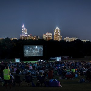 TravelingScreens - Outdoor Movie Screens / Halloween Party Entertainment in Garner, North Carolina
