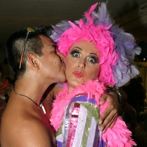 Party Drag - Female Impersonator in San Diego, California