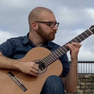 Travis Pierson - Classical Guitarist in The Colony, Texas