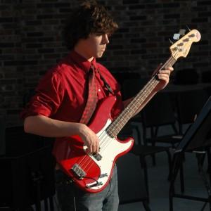 Travis Watson - Bassist in Boerne, Texas