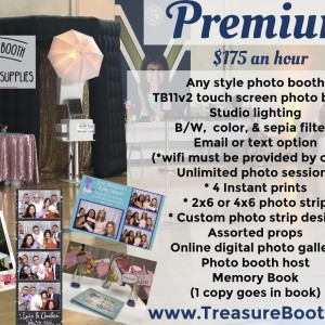 Treasure Booth - Photo Booths / Family Entertainment in Azusa, California