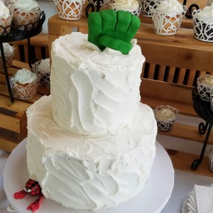 Treats By Nisha - Cake Decorator / Wedding Cake Designer in St Clair Shores, Michigan