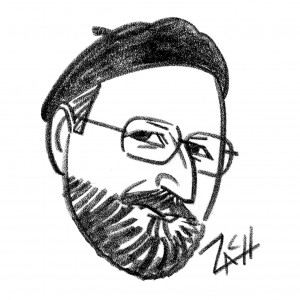 Caricatures by Zach! - Caricaturist in San Francisco, California