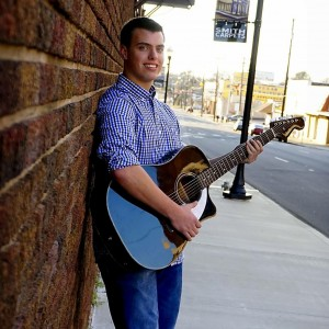 Trenton Shupp - Gospel Singer / Praise & Worship Leader in Paris, Texas