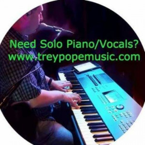 Trey Pope - Piano/Vocals - Singing Pianist in Arlington, Texas