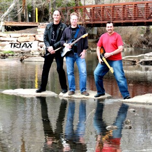 Triax - Classic Rock Band / Wedding Band in Provo, Utah