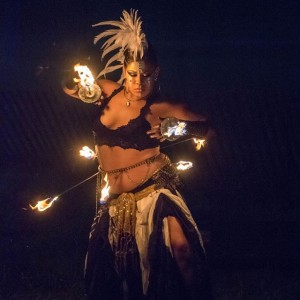 Leona Beretta, Tribal Fusion Fire Belly Dancer - Fire Performer in Brooklyn, New York