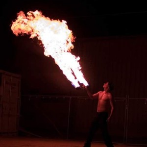 Tribal Mystic - Fire Performer in Austin, Texas