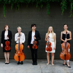 Tribeca Ensemble - String Quartet in Salt Lake City, Utah