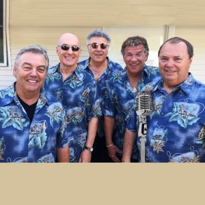 The Tribunes - A Cappella Group / Oldies Tribute Show in Hicksville, New York