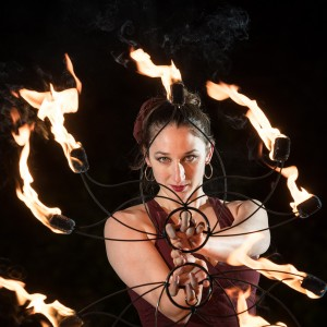Tricks of the Light Show - Fire Performer / LED Performer in Kansas City, Missouri