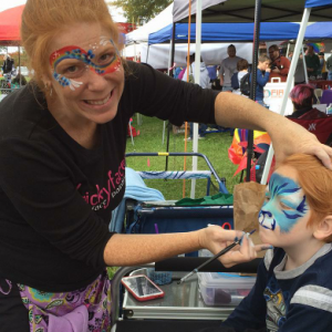 Trickyfaces - Face Painter in Burlington, North Carolina