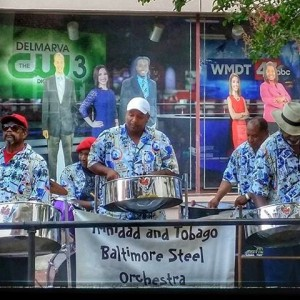 Trinidad & Tobago Baltimore Steel Orch. - Steel Drum Band / Beach Music in Baltimore, Maryland