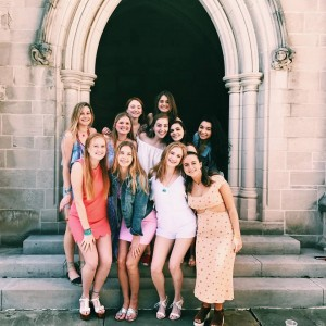 Trinity College Trinitones - A Cappella Group in Hartford, Connecticut