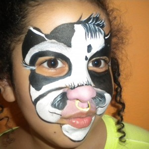Trinity Face Painting - Face Painter / Halloween Party Entertainment in Rocklin, California