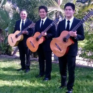 Trio Los Tres Galanes - Mariachi Band in Santa Ana, California