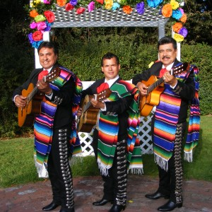 Trio Sol de Mexico - Mariachi Band / Acoustic Band in San Jose, California